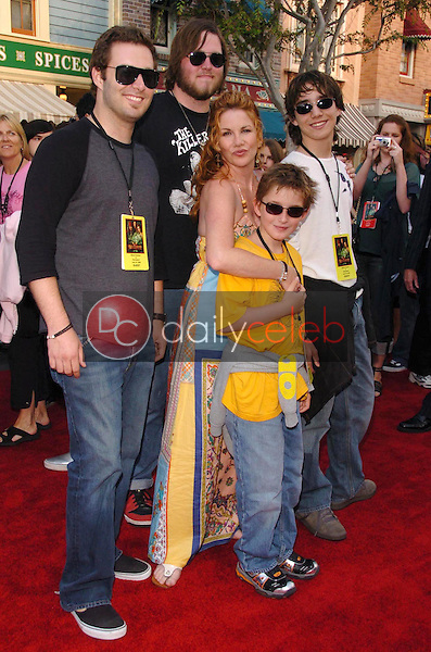 Melissa Gilbert and family<br />at the premiere of Disney's &quot;Pirates of the Caribbean: Dead Man's Chest&quot;. Disneyland, Anaheim, CA. 06-24-06<br />Scott Kirkland/DailyCeleb.com 818-249-4998