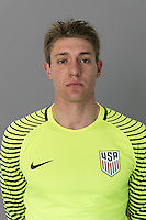 USMNT U-23 Head Shots, March 24, 2016