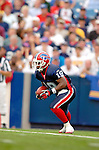 25 September 2005: Jonathan Smith, Wide Receiver for the Buffalo Bills, makes a kickoff return during a game against the Atlanta Falcons. The Falcons defeated the Bills 24-16 at Ralph Wilson Stadium in Orchard Park, NY.<br /><br />Mandatory Photo Credit: Ed Wolfstein.