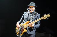 Elton John  in der  TUI-Arena in Hannover am 24.November 2014. Foto: Rüdiger Knuth