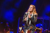 Anastacia in concert in Brussels - Belgium - EXCLUSIVE