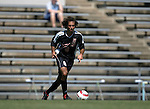 11 September 2005: Nick LaBrocca. The Wake Forest Demon Deacons defeated the Rutgers Scarlet Knights 5-1 in an NCAA Divison I men's soccer game at Fetzer Field in Chapel Hill, NC.