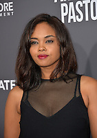BEVERLY HILLS, CA. October 13, 2016: Sharon Leal at the Los Angeles premiere of &quot;American Pastoral&quot; at The Academy's Samuel Goldwyn Theatre.<br /> Picture: Paul Smith/Featureflash/SilverHub 0208 004 5359/ 07711 972644 Editors@silverhubmedia.com
