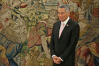 King Felipe VI at royal audience