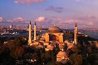Hagia Sophia Museum (Aya Sofya), Istanbul, Turkey