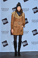 LONDON, UK. November 16, 2016: Sarah Ann Macklin at the launch of the Skate 2016 at Somerset House Ice Rink, London.<br /> Picture: Steve Vas/Featureflash/SilverHub 0208 004 5359/ 07711 972644 Editors@silverhubmedia.com
