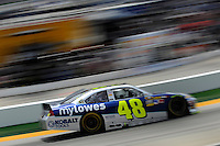 30 March - 1 April, 2012, Martinsville, Virginia USA.Jimmie Johnson.(c)2012, Scott LePage.LAT Photo USA