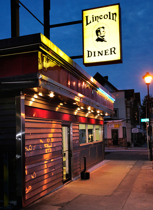 The Lincoln Diner In Gettysburg Pa Babylon And Beyond