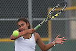 2014 girls tennis: Los Altos High School vs. Homestead High School