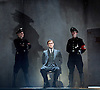 Taken at Midnight by Mark Hayhurst <br /> directed by Jonathan Church <br /> at Theatre Royal Haymarket, London, Great Britain <br /> 16th January 2015 <br /> <br /> <br /> <br /> Martin Hutson as Hans Litten <br /> <br /> <br /> Photograph by Elliott Franks <br /> Image licensed to Elliott Franks Photography Services