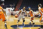 Ole Miss vs. Sam Houston State in women's college basketball action at the C.M. &quot;Tad&quot; Smith Coliseum in Oxford, Miss. on Saturday, November 13, 2010.