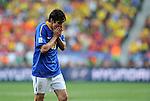Fussball WM2010 Viertelfinale: Niederlande - Brasilien