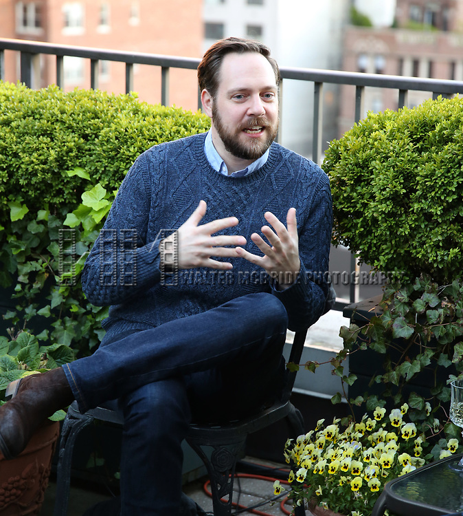 Guest of Honor director Moritz von Stuelpnagel attends The Drama League: Meet The Directing Fellows <br /> Hosted By Stewart F. Lane &amp; Bonnie Comley at a private residence on May 15, 2017 in New York City.