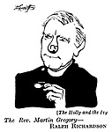The Holly and the Ivy ;  Ralph Richardson..