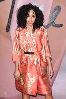 Kitty Cash at the Fashion Awards 2016 at the Royal Albert Hall, London. December 5, 2016<br /> Picture: Steve Vas/Featureflash/SilverHub 0208 004 5359/ 07711 972644 Editors@silverhubmedia.com