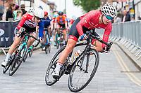 Picture by Alex Whitehead/SWpix.com - 12/05/2017 - Cycling - Tour Series Round 3, Northwich - Matrix Fitness Grand Prix - Team Breeze's Manon Lloyd.