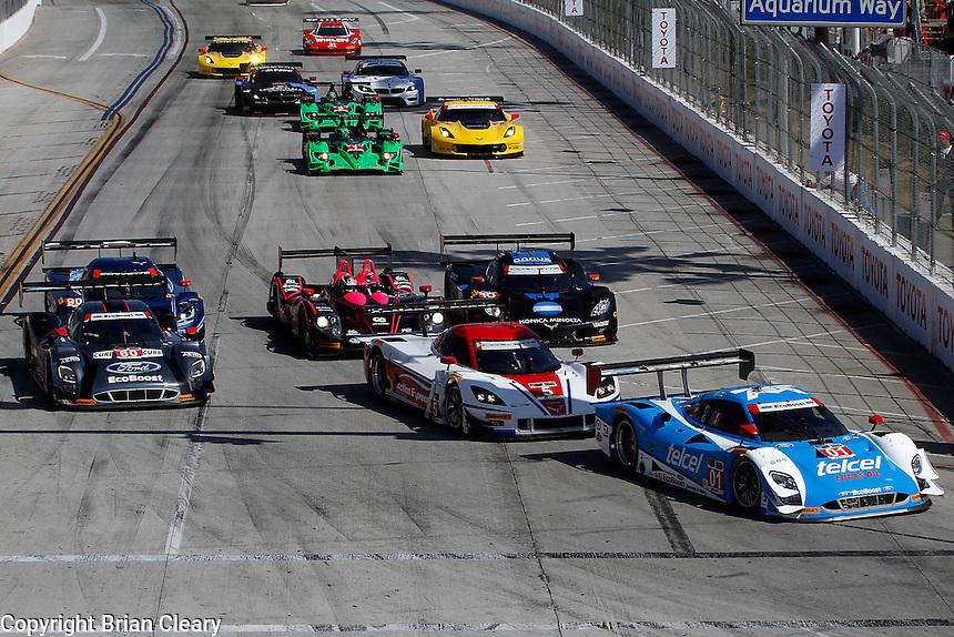 Long Beach Grand Prix, Long Beach, CA.  (Photo by Brian Cleary)