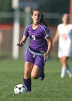 Girls Soccer JV White vs Hamilton Heights 8-15-11
