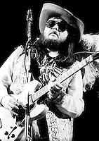 Dr John performing at the Rainbow Theatre, 2nd July 1973  Credit: Ian Dickson/MediaPunch