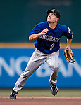 19 July 2007: Colorado Rockies infielder Jamey Carroll in action against the Washington Nationals at RFK Stadium in Washington, DC. The Nationals defeated the Rockies 5-4 in extra innings in their first meeting of the season...Mandatory Photo Credit: Ed Wolfstein Photo