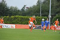 VOETBAL: HEERENVEEN: 20-09-2015, Sportpark Skoatterw&acirc;ld, Itali&euml;-Nederland, Vrouwenvoetbal EK Kwalificatie onder 19 jaar, uitslag 1-1,<br /> &copy;foto Martin de Jong