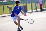 2013 Spring Tennis: Los Altos High School boys