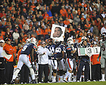 Ole Miss vs. Auburn at Jordan-Hare Stadium in Auburn, Ala. on Saturday, October 29, 2011. .