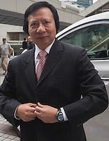 Billionaire property developer Kwok brothers
