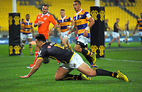 160916 Mitre 10 Cup Rugby - Wellington Lions v Bay Of Plenty Steamers