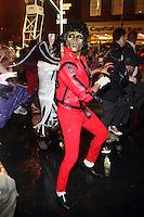 Halloween 2009 in New York City