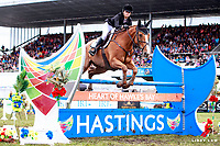 09-2017 NZL-Horse Of The Year Show