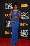ACTRESS TATYANA ALI ATTENDS THE 2016 BLACK GIRLS ROCK! Hosted by TRACEE ELLIS ROSS  Honors RIHANNA (ROCK STAR AWARD), SHONDA RHIMES (SHOT CALLER), GLADYS KNIGHT LIVING LEGEND AWARD), DANAI GURIRA (STAR POWER), AMANDLA STENBERG YOUNG, GIFTED & BLACK AWARD), AND BLACK LIVES MATTER FOUNDERS PATRISSE CULLORS, OPALL TOMETI AND ALICIA GARZA (CHANGE AGENT AWARD) HELD AT NJPAC