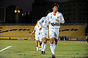 ?R'&ordm;~a-&ccedil;/Kazuya Yamamura (JPN),..FEBRUARY 9, 2011 - Football :..International friendly match between Kuwait 3-0 U-22 Japan at Mohammed Al-Hamad Stadium in Kuwait City, Kuwait. (Photo by FAR EAST PRESS/AFLO)