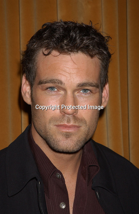 Grayson McCouch  at the 30th Annual Creative Craft Daytime EmmyAwards on May 10,2003 at the Marriott.Marquis in NYc..Photo by Robin Platzer, Twin Images.