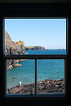 Kynance Cove framed 01