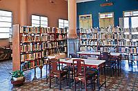 Cienfuegos, Cuba, City Library,
