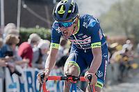 Yoann Offredo (FRA/Wanty Groupe-Gobert) up the Taaienberg<br /> <br /> 101th Ronde Van Vlaanderen 2017 (1.UWT)<br /> 1day race: Antwerp &rsaquo; Oudenaarde - BEL (260km)