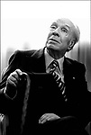 Jorge Luis Borges in 1979.