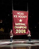 081010 - University of Wisconsin at Boston College (BC banner raising)