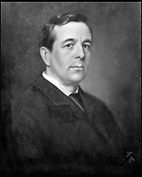 BNPS.co.uk (01202 558833)<br /> Pic: JamesWeightman/BNPS<br /> <br /> Portrait of Charles Digby Harrod who expanded Harrods in London into a department store after his father, Charles Henry Harrod had retired.<br /> <br /> Harrods was almost shut down in the 1830s long before it became a worldwide name because of its founder's criminal dealings, a new book has revealed.<br /> <br /> In The Jewel of Knightsbridge, The Origins of the Harrods Empire, author Robin Harrod discovered his great great grandfather, Harrods founder Charles Henry Harrod, was on the brink of being deported to Australia for handling stolen goods in 1836.<br /> <br /> He was only saved from his sentence of seven years transportation (deportation) by a petition on his behalf which vowed he would turn his back on crime.<br /> <br /> The Jewel of Knightsbridge: The Origins of The Harrods Empire by Robin Harrod, published by The History Press, costs &pound;20 and will be released on February 13.