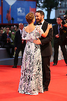 Natalie Portman, Pablo Larrain attends the premiere of 'Jackie' during the 73rd Venice Film Festival at Sala Grande on September 7, 2016 in Venice, Italy.<br /> CAP/GOL<br /> &copy;GOL/Capital Pictures /MediaPunch ***NORTH AND SOUTH AMERICAS ONLY***