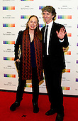 Damian Woetzel and his wife, Heather Watts, arrive for the formal Artist's Dinner honoring the recipients of the 39th Annual Kennedy Center Honors hosted by United States Secretary of State John F. Kerry at the U.S. Department of State in Washington, D.C. on Saturday, December 3, 2016. The 2016 honorees are: Argentine pianist Martha Argerich; rock band the Eagles; screen and stage actor Al Pacino; gospel and blues singer Mavis Staples; and musician James Taylor.<br /> Credit: Ron Sachs / Pool via CNP