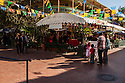 The Historic Market Square El Mercado in San Antonio, Texas is the largest Mexican market outside Mexico.