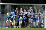 22 August 2014: Stanford's Jane Campbell. The University of North Carolina Tar Heels hosted the Stanford University Cardinal at Fetzer Field in Chapel Hill, NC in a 2014 NCAA Division I Women's Soccer match. Stanford won the game 1-0 in sudden death overtime.