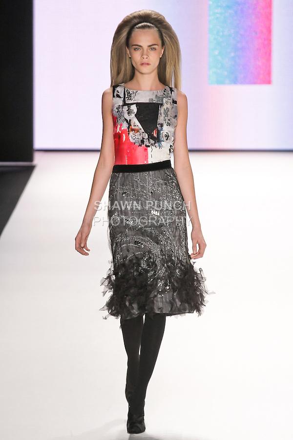 Carolina Herrera Fall 2012 collection