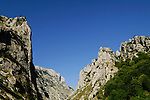 Asturia, Europe, Geography, National Park, Picos de Europa, Spain, Asturien, Geografie, Spanien, Asturias, Geografia, landscape, landscape form, landscape forms, landscapes, national parks, Nationalpark, Nationalparks, Nature, nature reserve, nature reserves, Wildlife, Landschaft, Landschaftsform, Landschaftsformen, Natur, Naturpark, naturparks, Naturreservat, Naturreservate, Naturschutzgebiet, Naturschutzgebiete, Naturschutzpark, Naturschutzparks, Wildnis, &aacute;rea protegida, paisajes, parque nacional, parque natural, parques nacionales, parques naturales, reserva, reservas, salvaje, Cares Valley, Cares-valley, Cares Tal, Cares-Tal, Carestal, Berg, Berge, Bergmassiv, Bergmassive, Gebirge, T&auml;ler, Mountain, mountain ranges, mountains, Mountains range, near Poncebos
