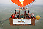 20111030 Sunday October 30 Gold Coast Hot Air ballooning