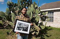 McAllen, Texas..La Frontera: Artists along the US Mexican Border. .www.stefanfalke.com..