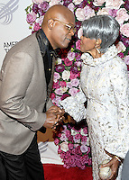 NEW YORK, NY - September26: Samuel L. Jackson and Cicely Tyson attend American Theater Wing Honoring Cicely Tyson at 2016 Gala at the Plaza Hotel  on September 26, 2016 in New York City .  Photo Credit:John Palmer/MediaPunch