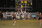 Lafayette High vs. Shannon in Shannon, Miss. on Friday, September 16, 2011. Lafayette won..